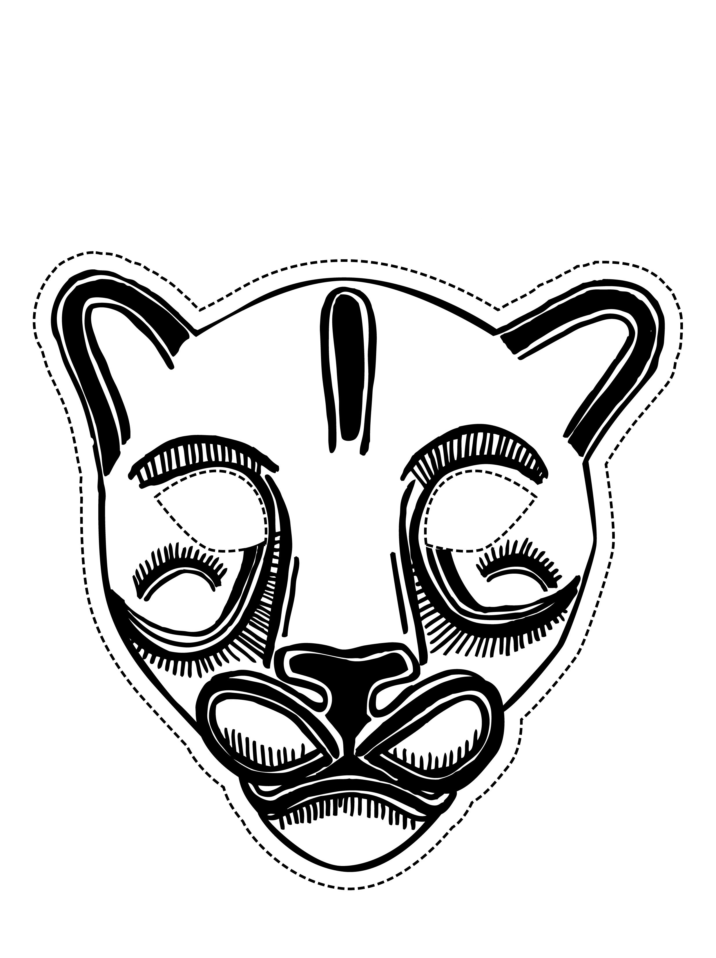 african mask drawing at getdrawings free for personal use Indian Masks 2469x3300 african masks coloring pages
