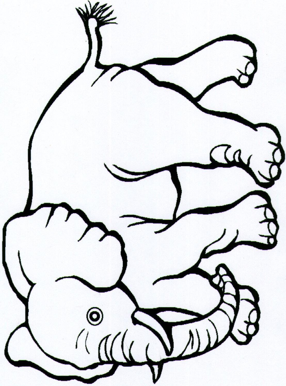 1108x1496 Safari Animals Coloring Pages Preschool African Safari Animals