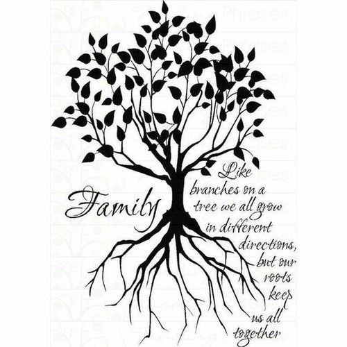 500x500 Best Family Tree Tattoo Designs