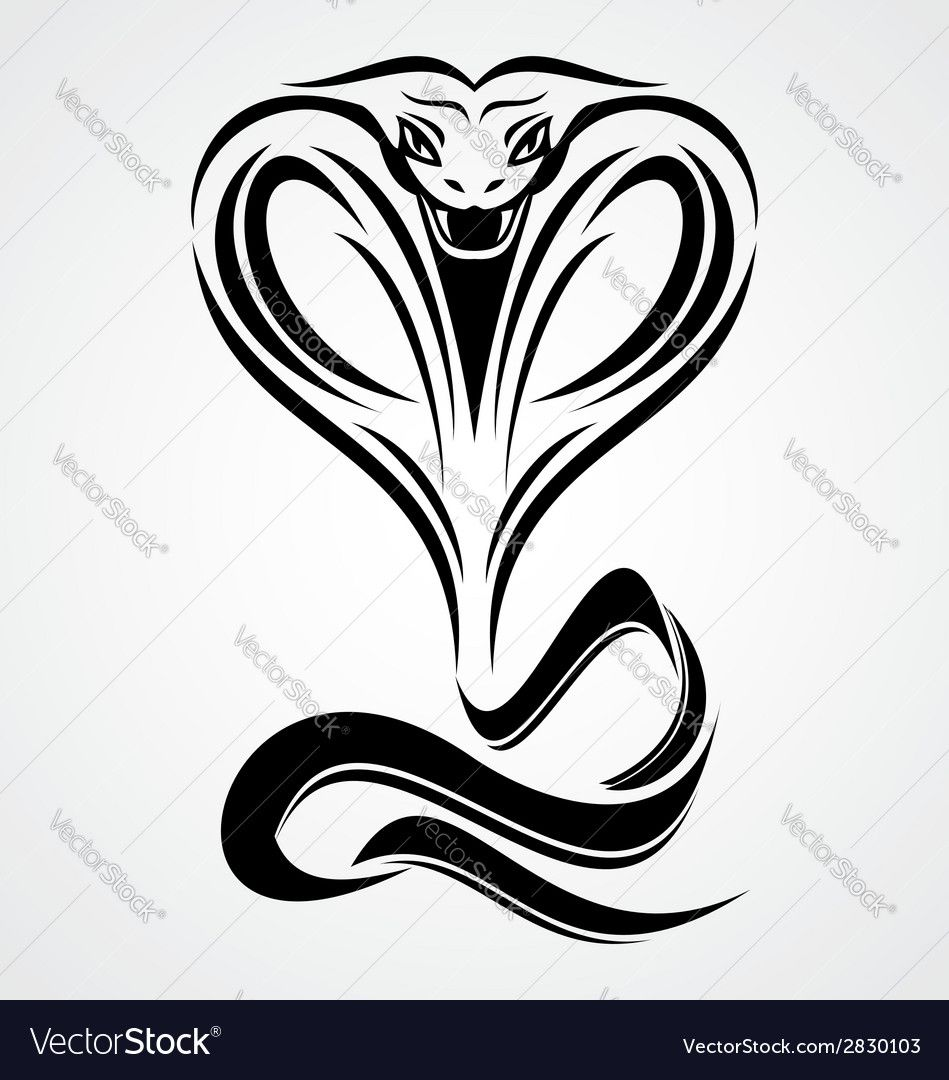 949x1080 Cobra Snake Tribal. Download A Free Preview Or High Quality Adobe