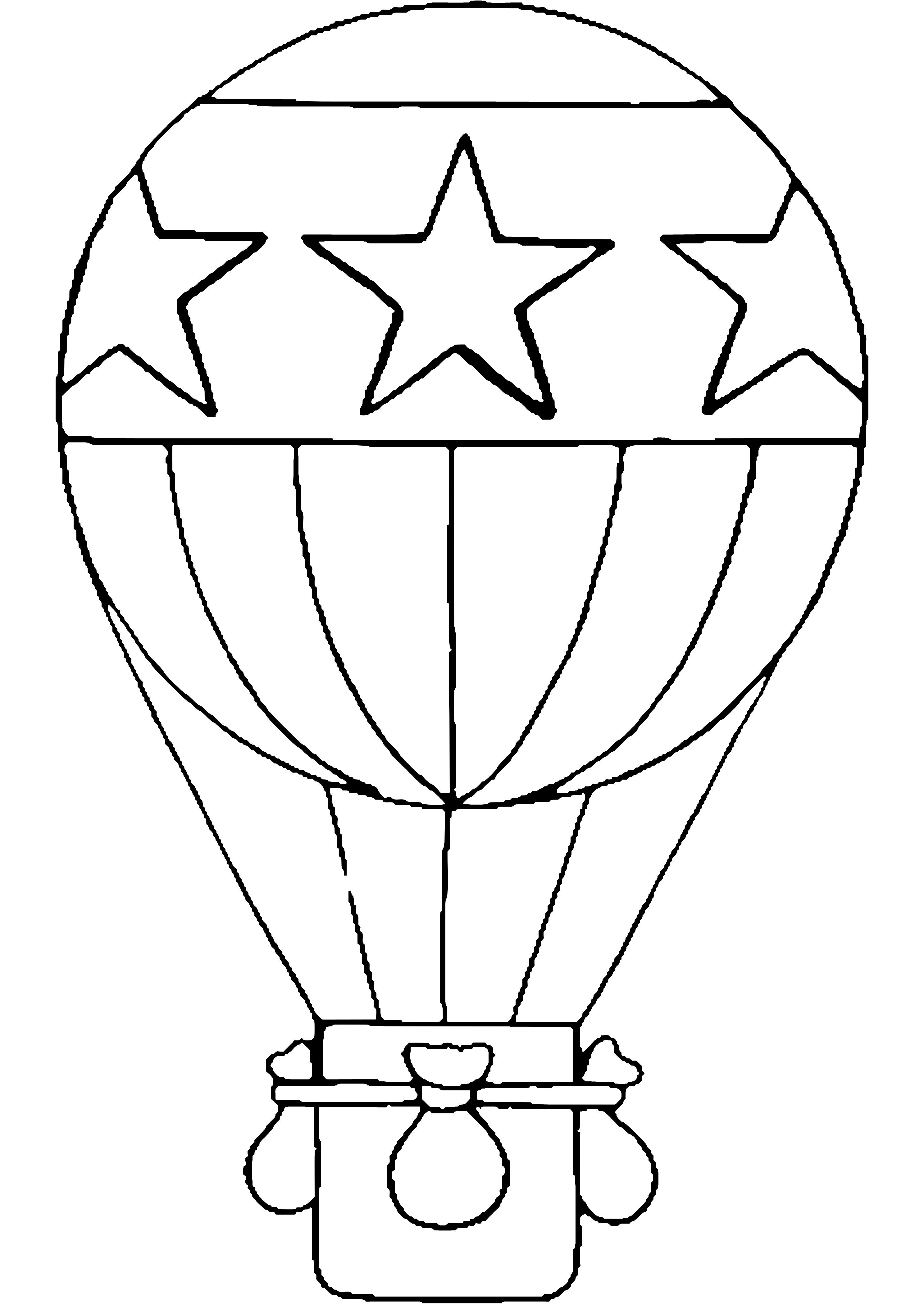 2975x4200 Hot Air Balloon