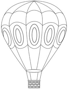 236x309 How To Draw A Hot Air Balloon Step By Step Drawing Tutorials