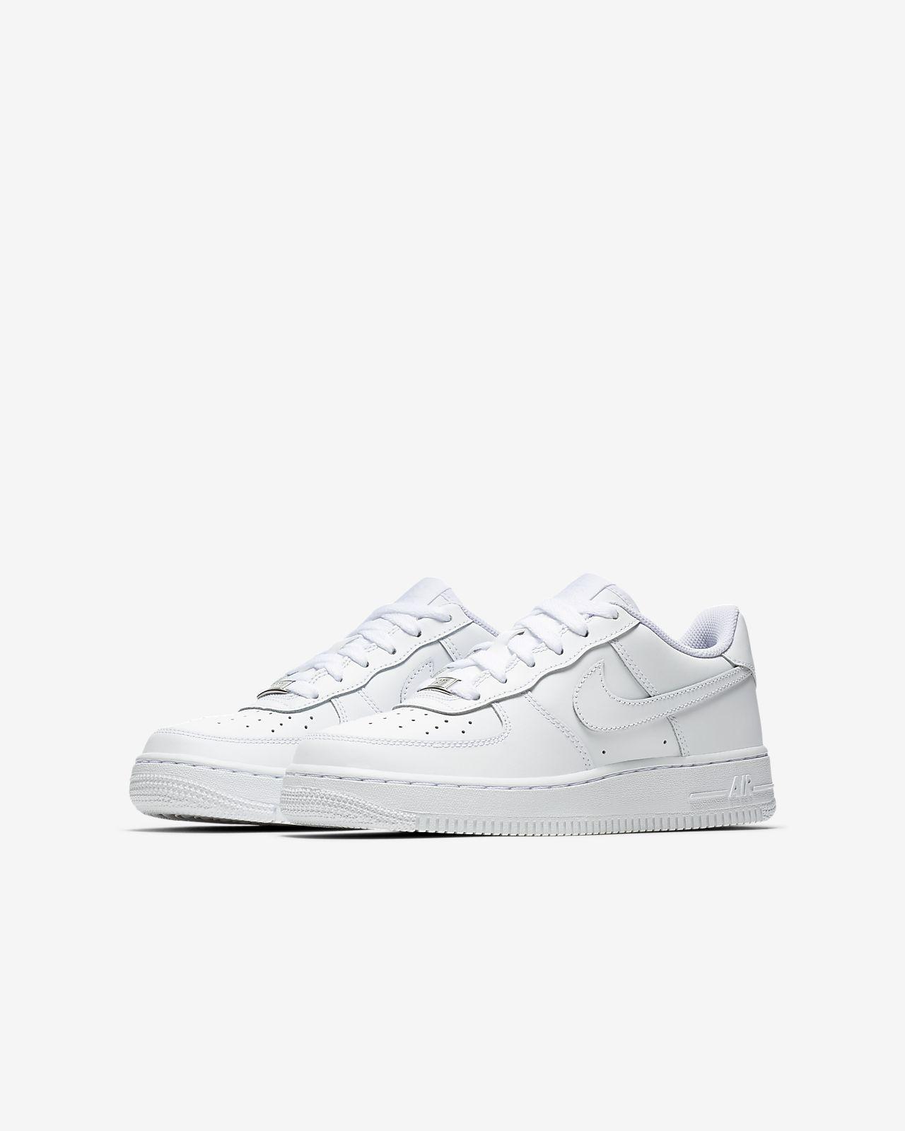 1280x1600 Nike Air Force 1 (3 6) Older Kids' Shoe. Ch