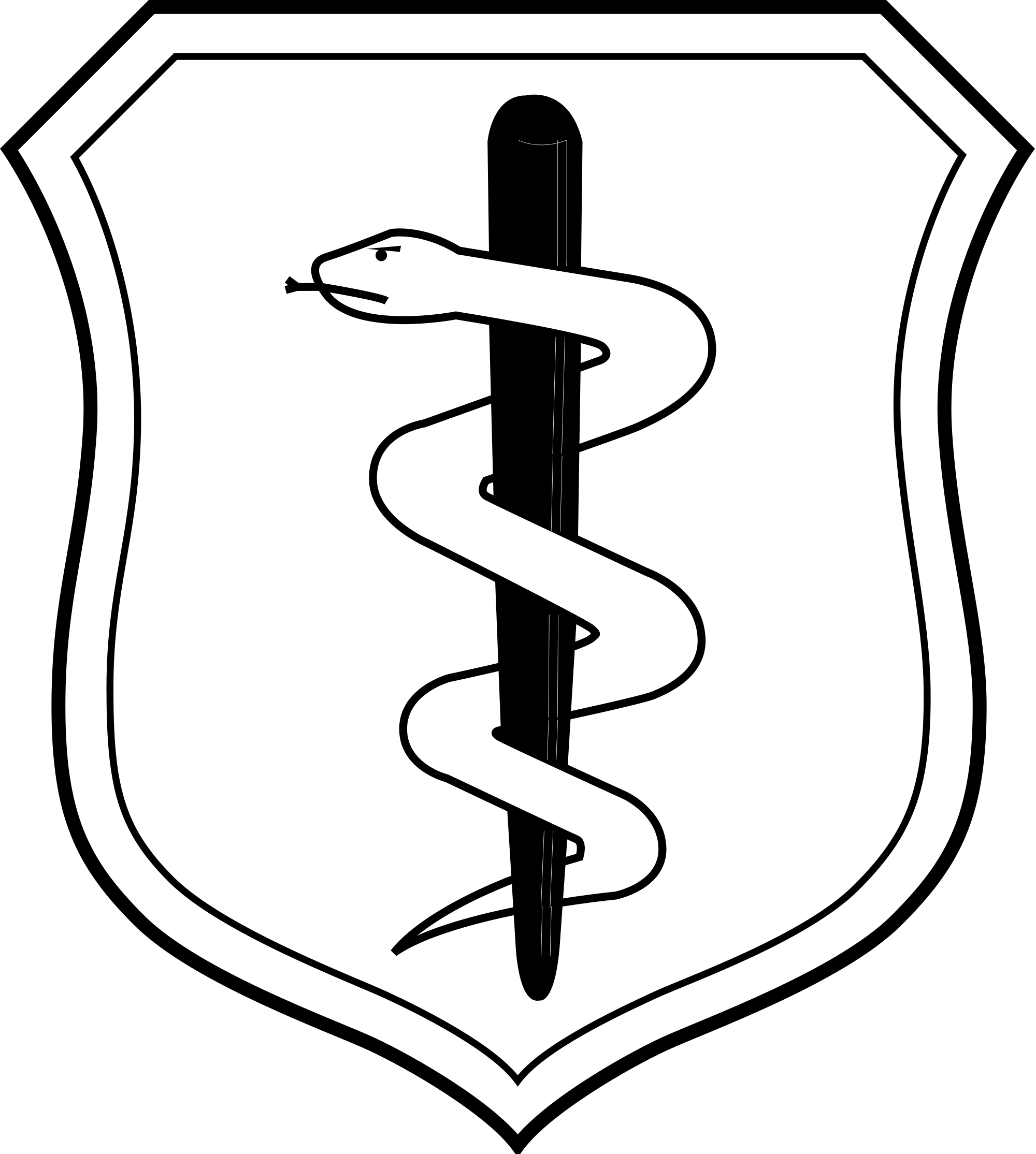 2000x2229 Fileunited States Air Force Medical Corps Badge.svg