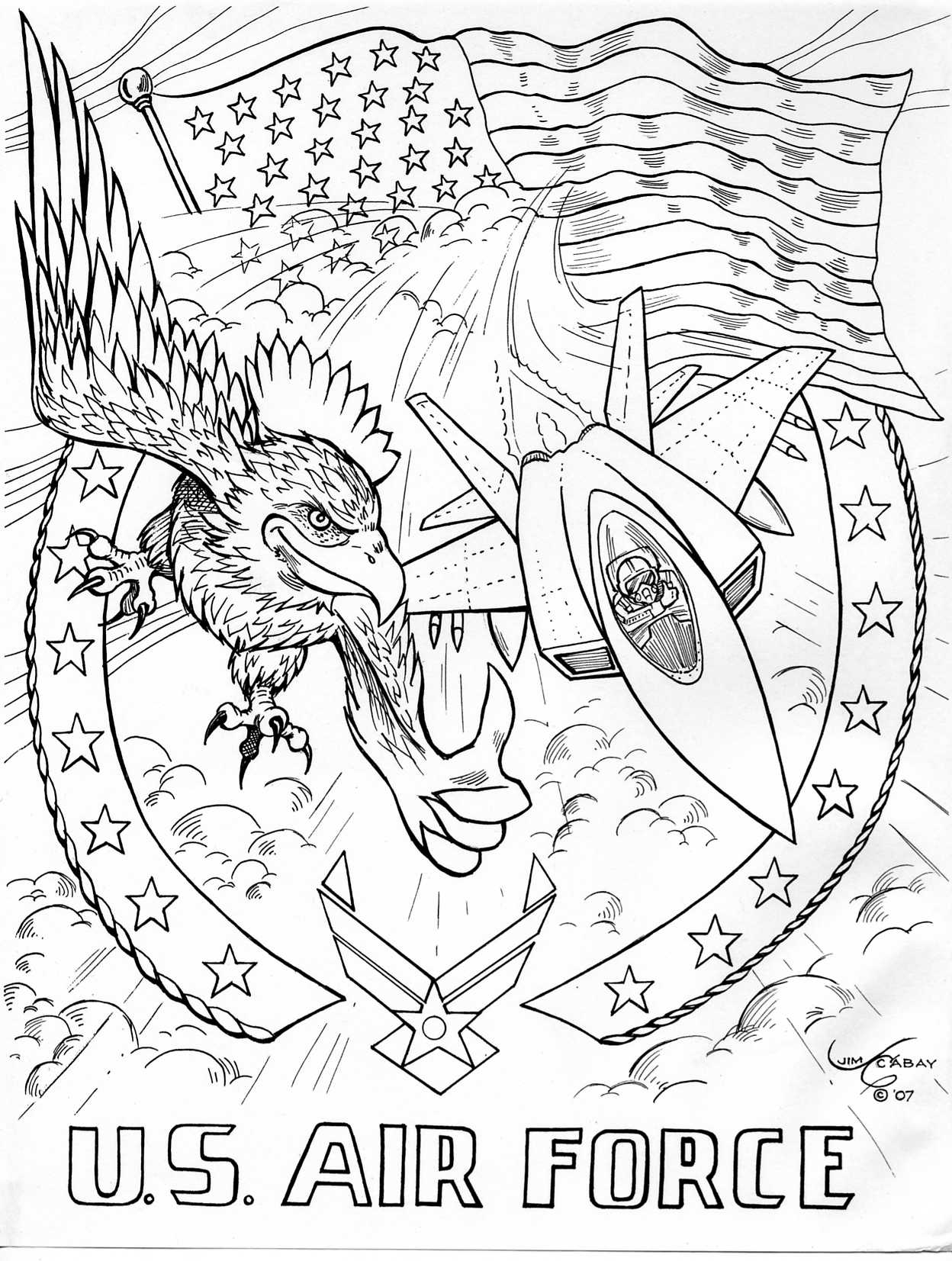 1248x1653 Us Air Force Drawing Drawings Air Force Und Us Air