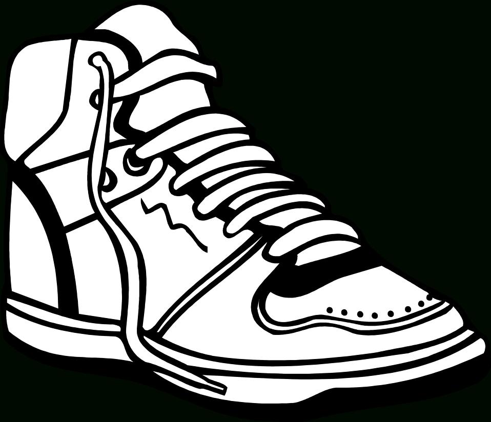 958x824 Basketball Shoes Drawing Jordan 11 Drawing