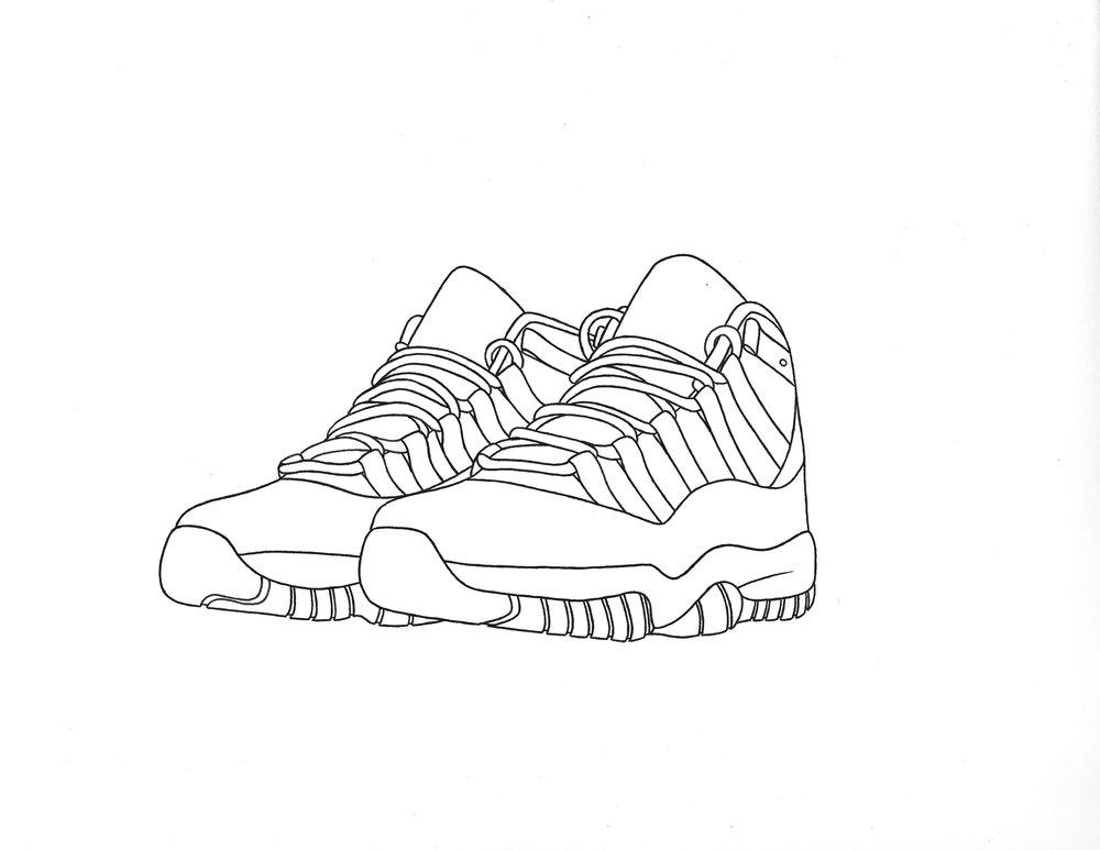 1000x773 Air Jordan 11 (Side View 2) Kicksart