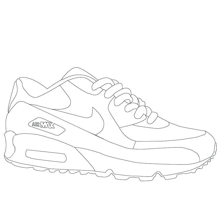 Air Jordan 11 Drawing at GetDrawings | Free download
