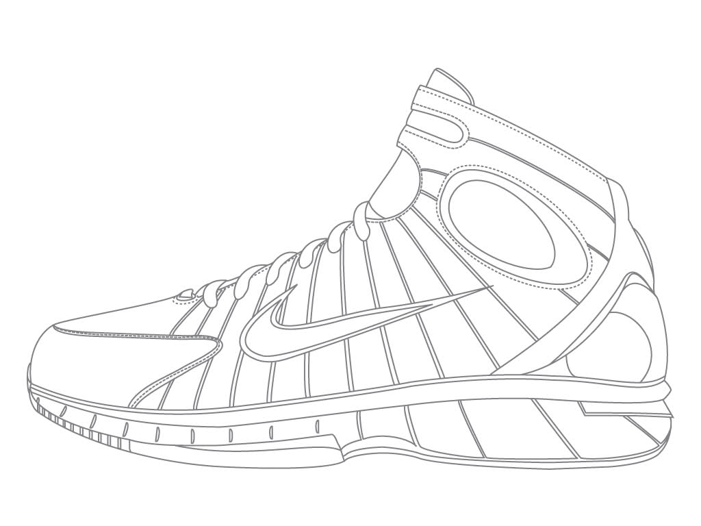 1024x768 Air Jordan 1 Coloring Page Trainers Discount