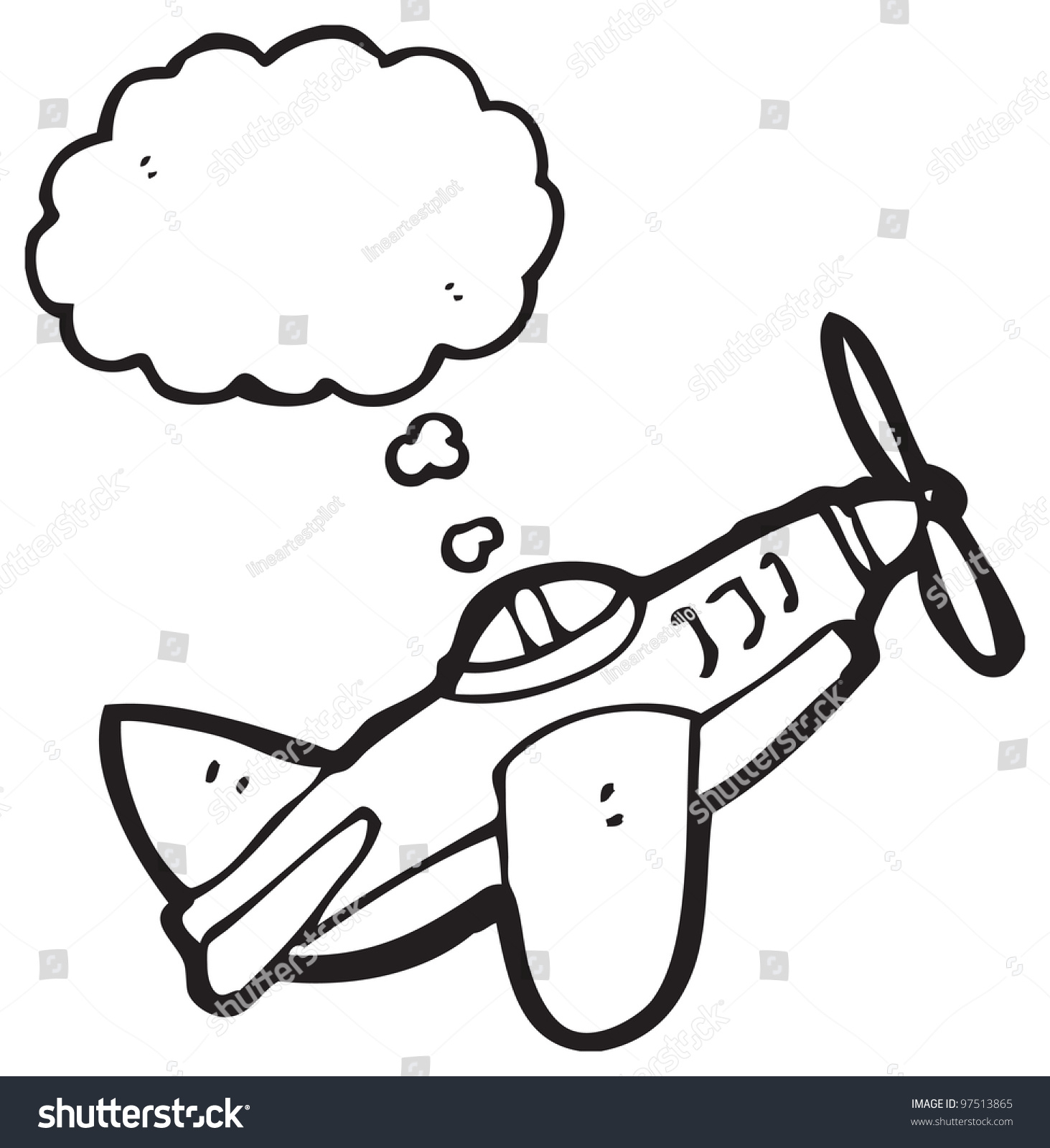 1463x1600 Cartoon Airplane Drawing