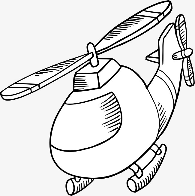 650x653 Hand Drawn Aircraft, Aircraft, Travel Png Image For Free Download