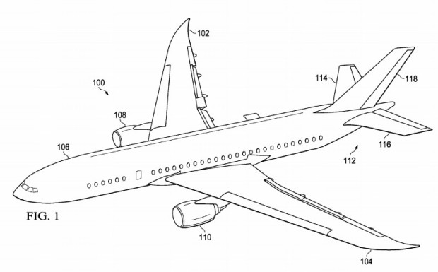 620x385 Boeing Files Patent For 3d Printed Aircraft Parts And Yes, It'S