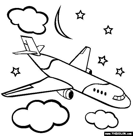 554x565 Aeroplane Drawing For Kids Free Clip Arts Sanyangfrp