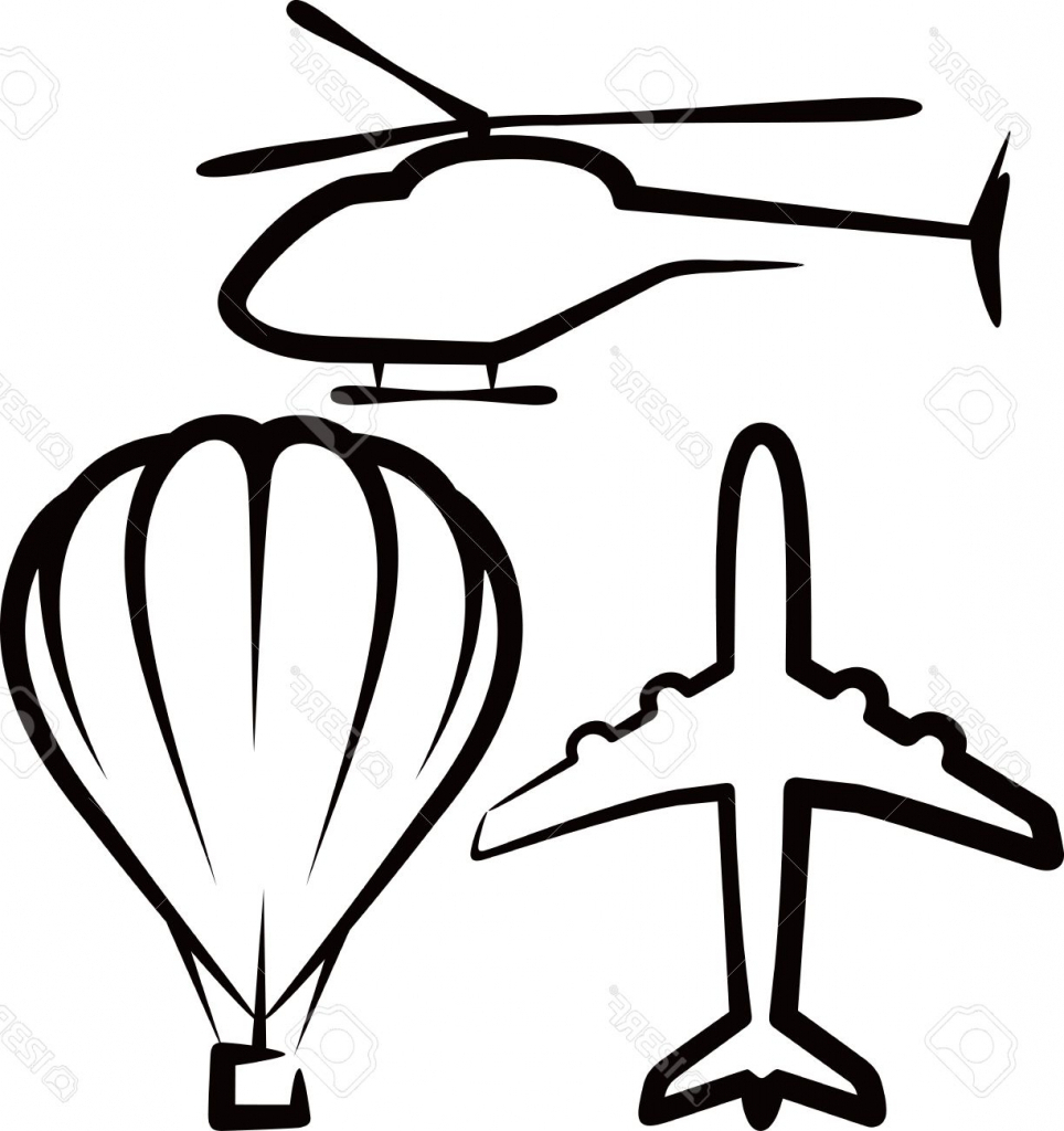 964x1024 Simple Drawing Of Airplane Simple Airplane Drawing