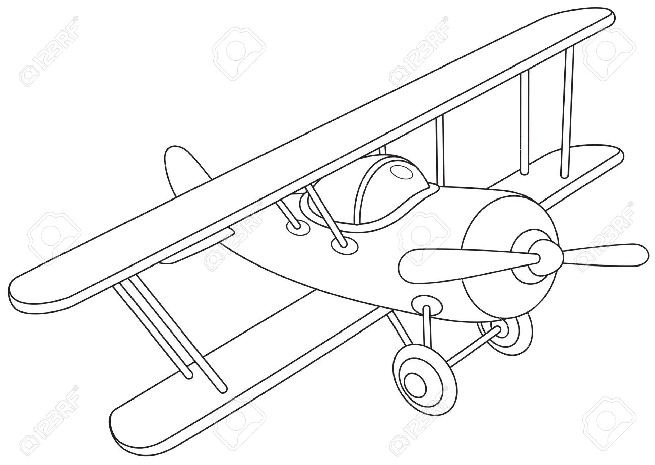 1300x923 Airplane Cartoon Stock Photos. Royalty Free Business Images