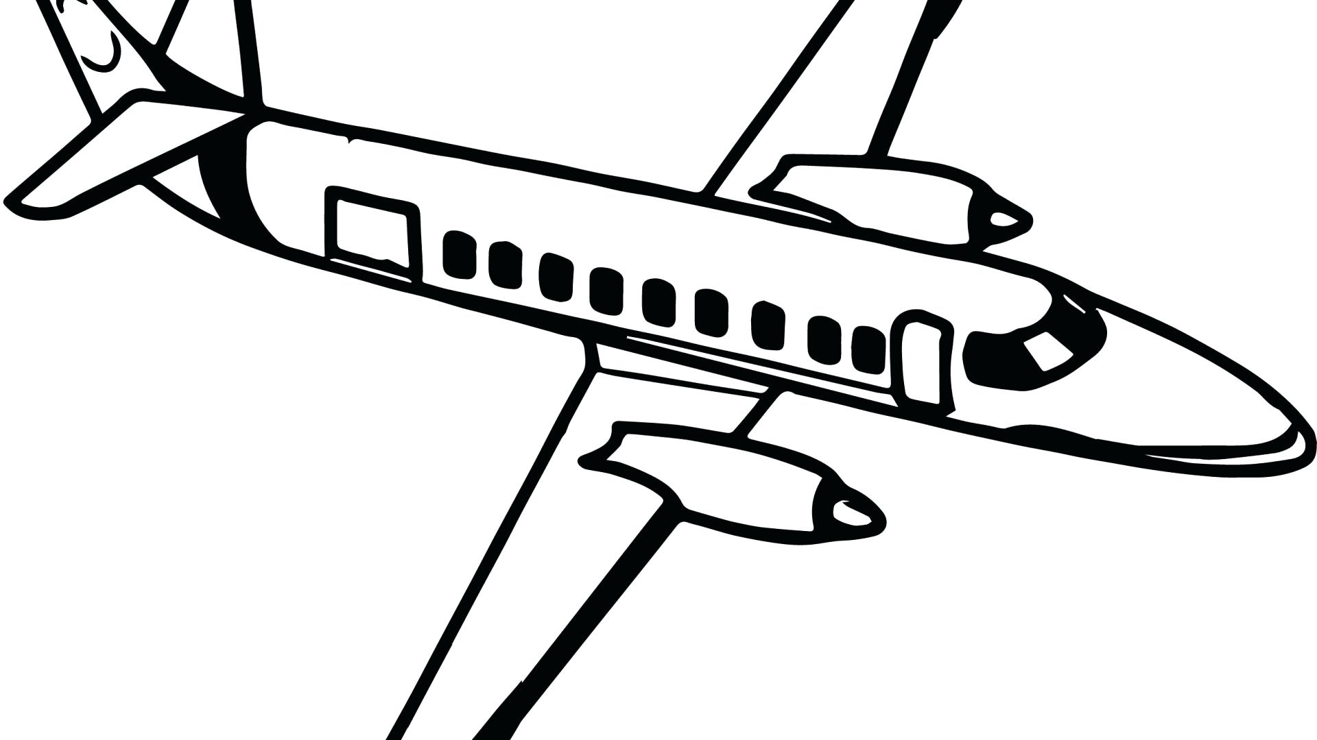 1920x1080 Coloring Planes Coloring Pages Printable Airplane Page Disney