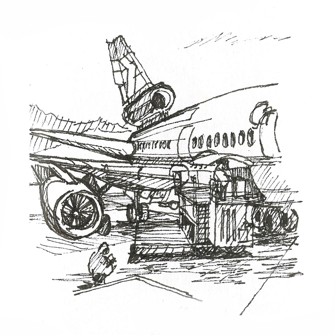 1350x1350 Free Hand Sketching Sketchingjourney's Blog