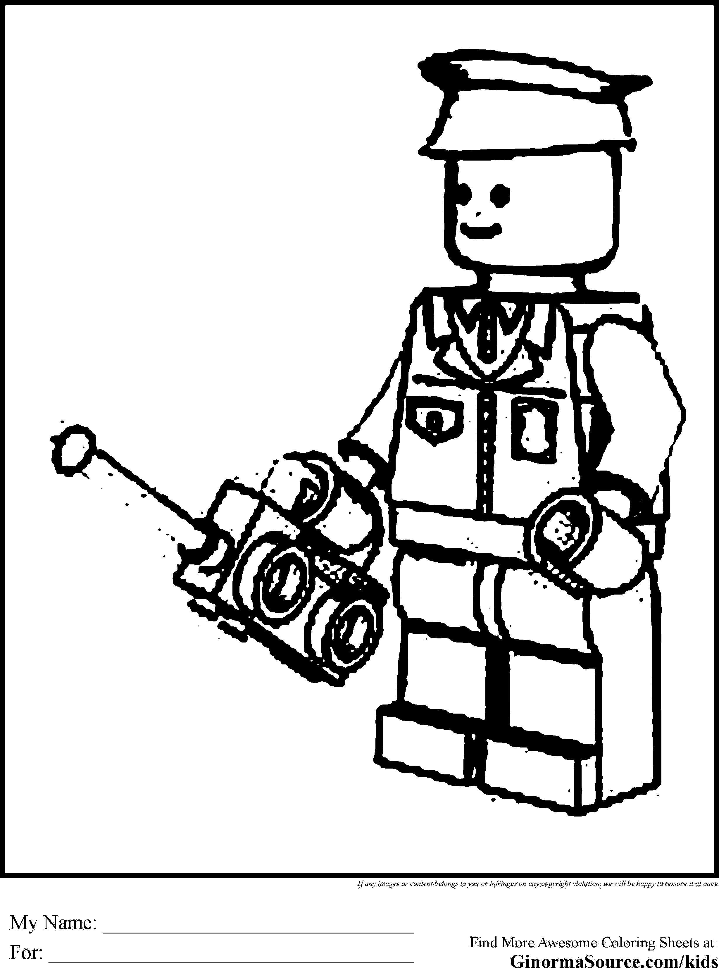 2459x3310 Lego Airport Coloring Page For Kids Awesome Brilliant Design Lego