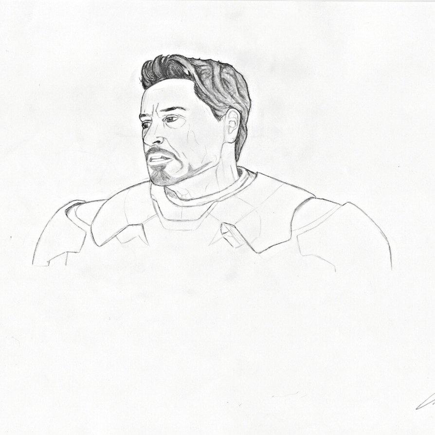 894x894 Tony Stark