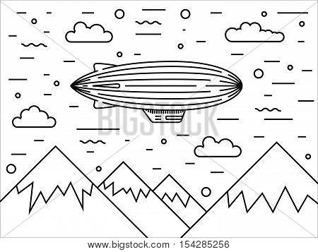 450x357 Airship Images, Illustrations, Vectors