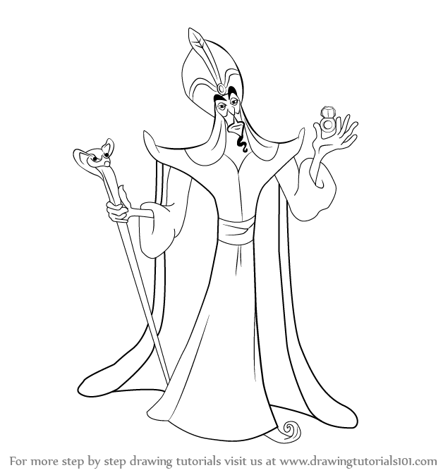Aladdin Drawing at GetDrawings.com | Free for personal use Aladdin ...
