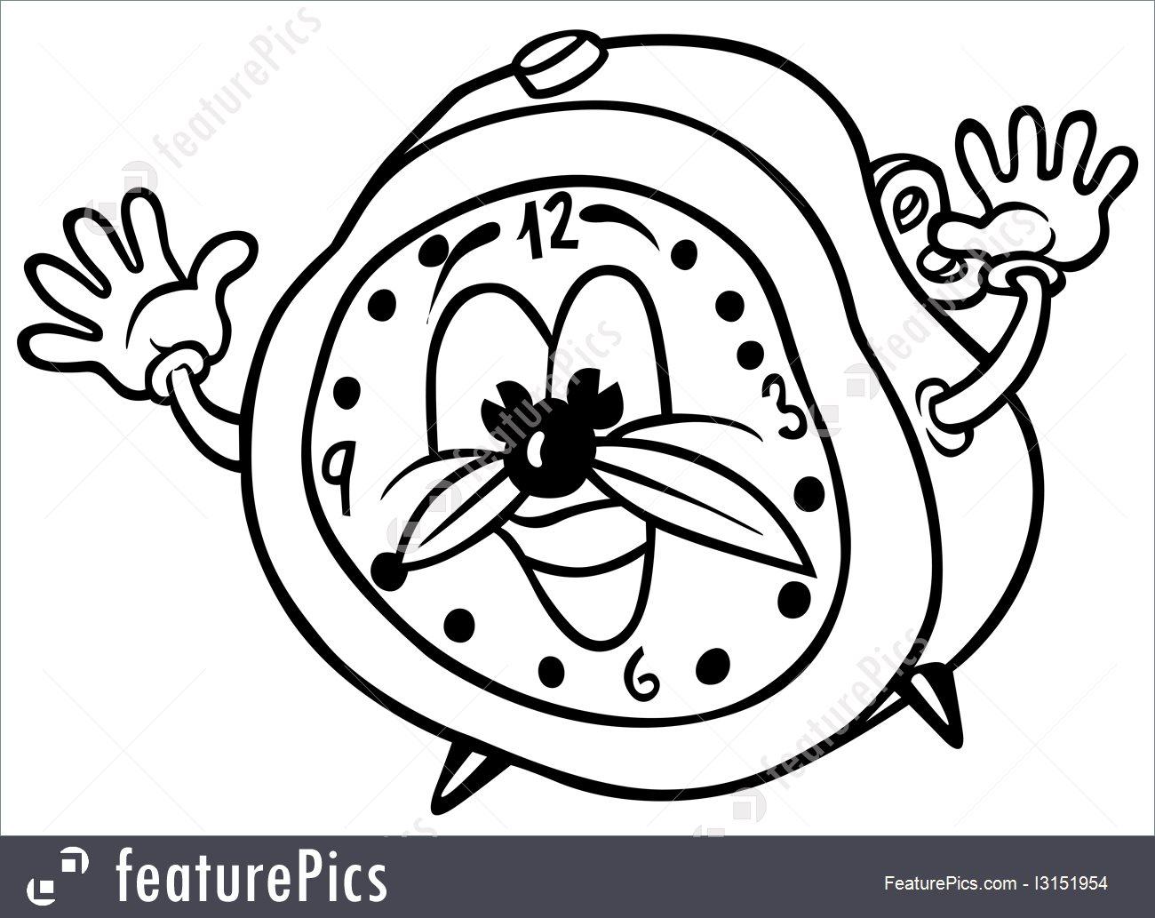 1300x1033 House Living Alarm Clock