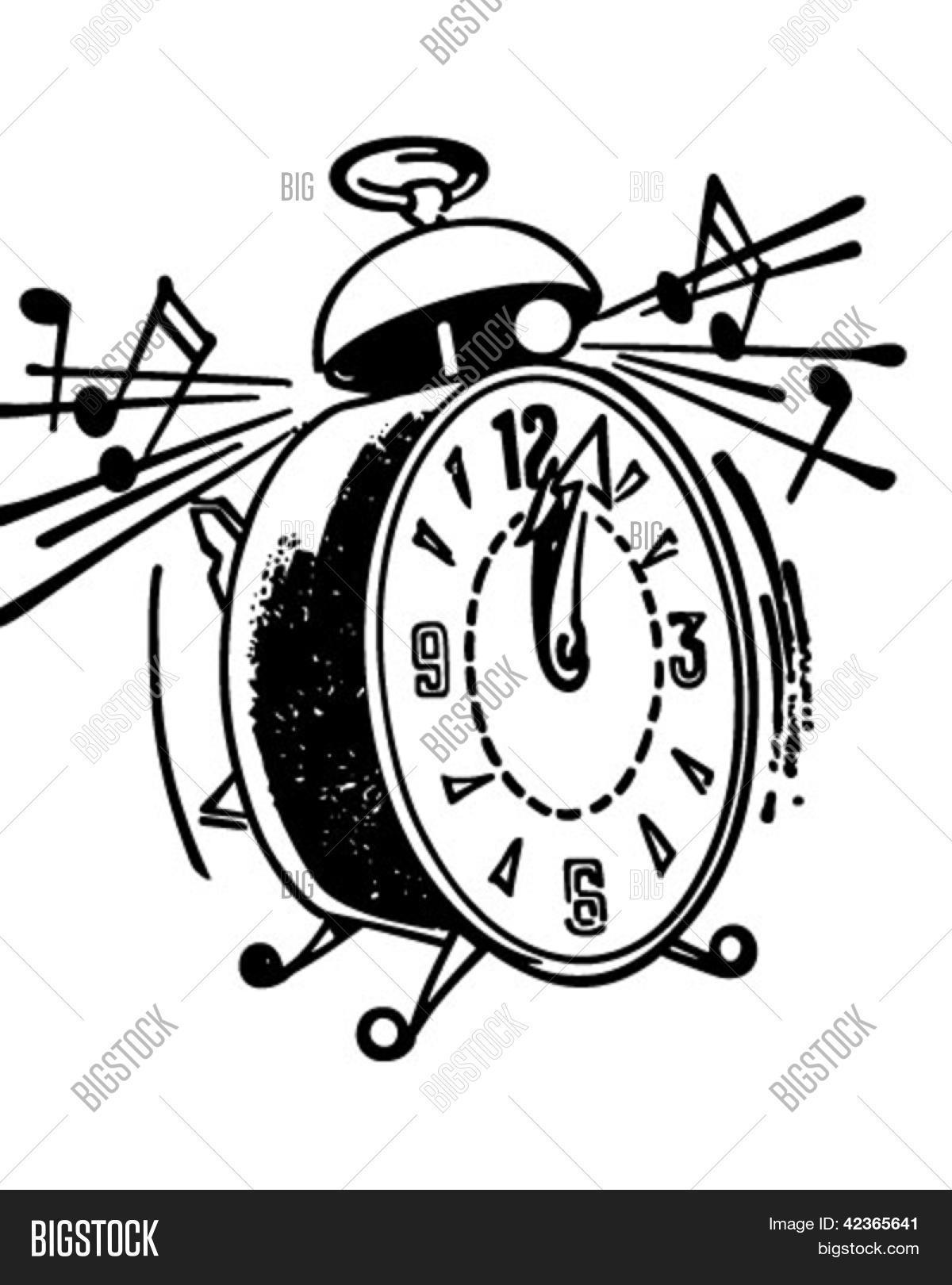 1200x1620 Ringing Alarm Clock