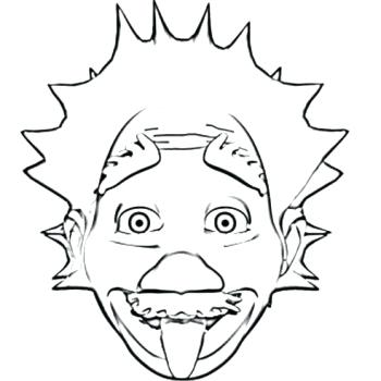 350x350 Awesome Albert Einstein Coloring Pages Online Dazzling Photos