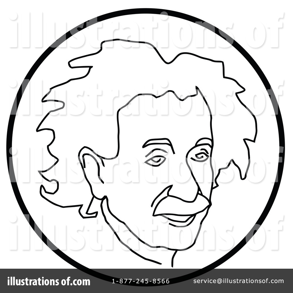 1024x1024 Albert Einstein Clipart Group