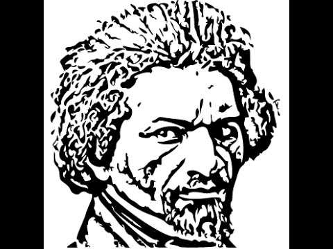 480x360 How To Draw Frederick Douglass Face Drawing Step By Step