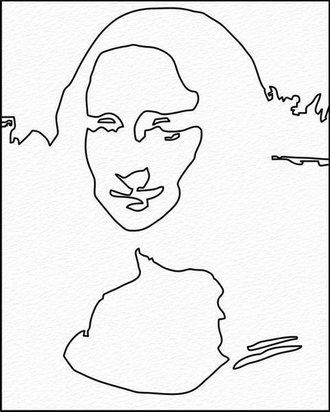 480x599 Pop Art Portrait Lesson Plan