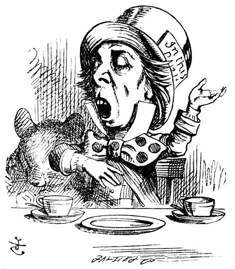 472x539 John Tenniel And His Illustrations