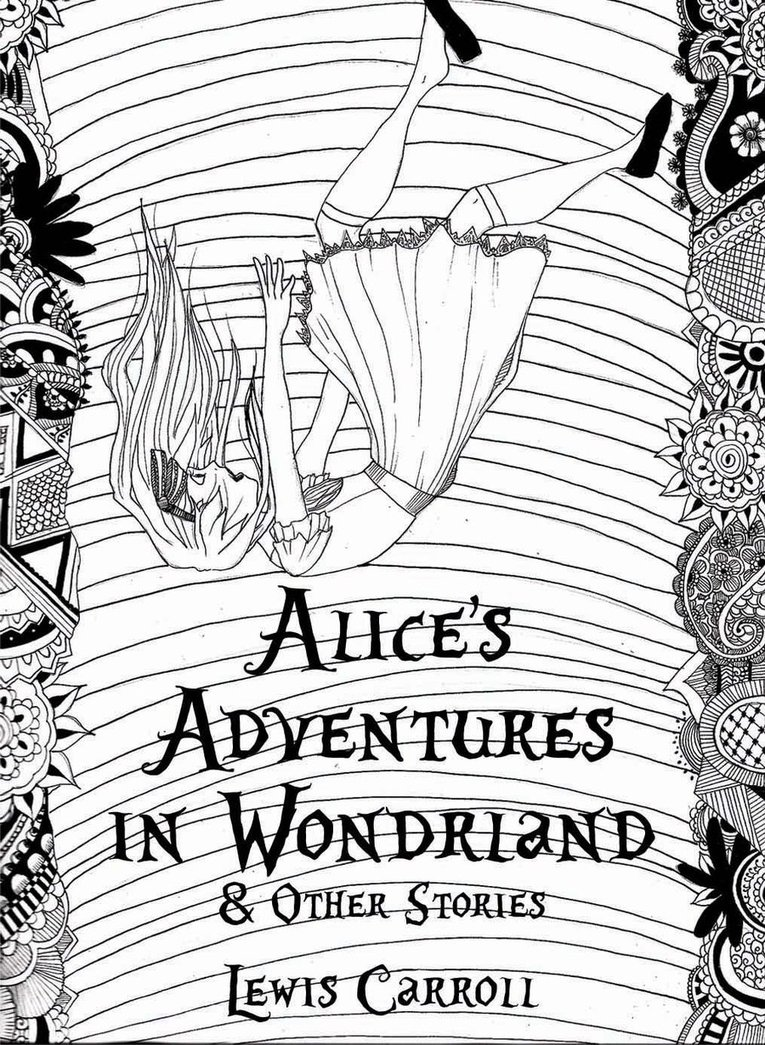 765x1045 Alice In Wonderland By Chuubi