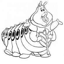 220x220 Caterpillar Coloring Pages, Drawing For Kids, Reading Amp Learning