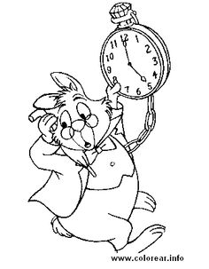 236x303 Alice In Wonderland Cartoon Pics Alice In Wonderland Coloring