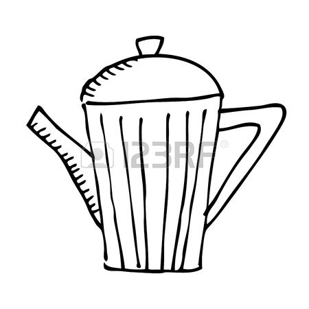450x450 4,665 Teapot Vector Stock Illustrations, Cliparts And Royalty Free