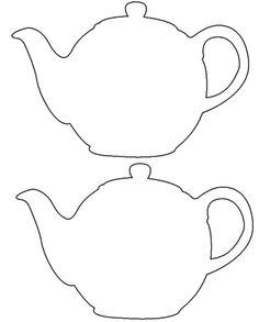 236x293 Teapot Print Free Download