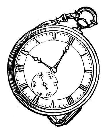 373x457 Alice In Wonderland Pocket Watch Clipart Amp Alice In Wonderland