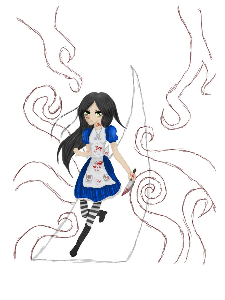 774x1032 Alice Madness Returns Wip By Alleyshan