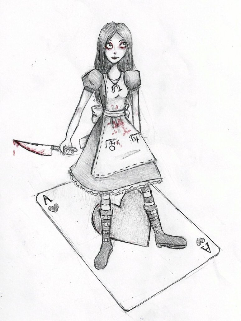 774x1032 Alice Madness Returns By Kei Chan96
