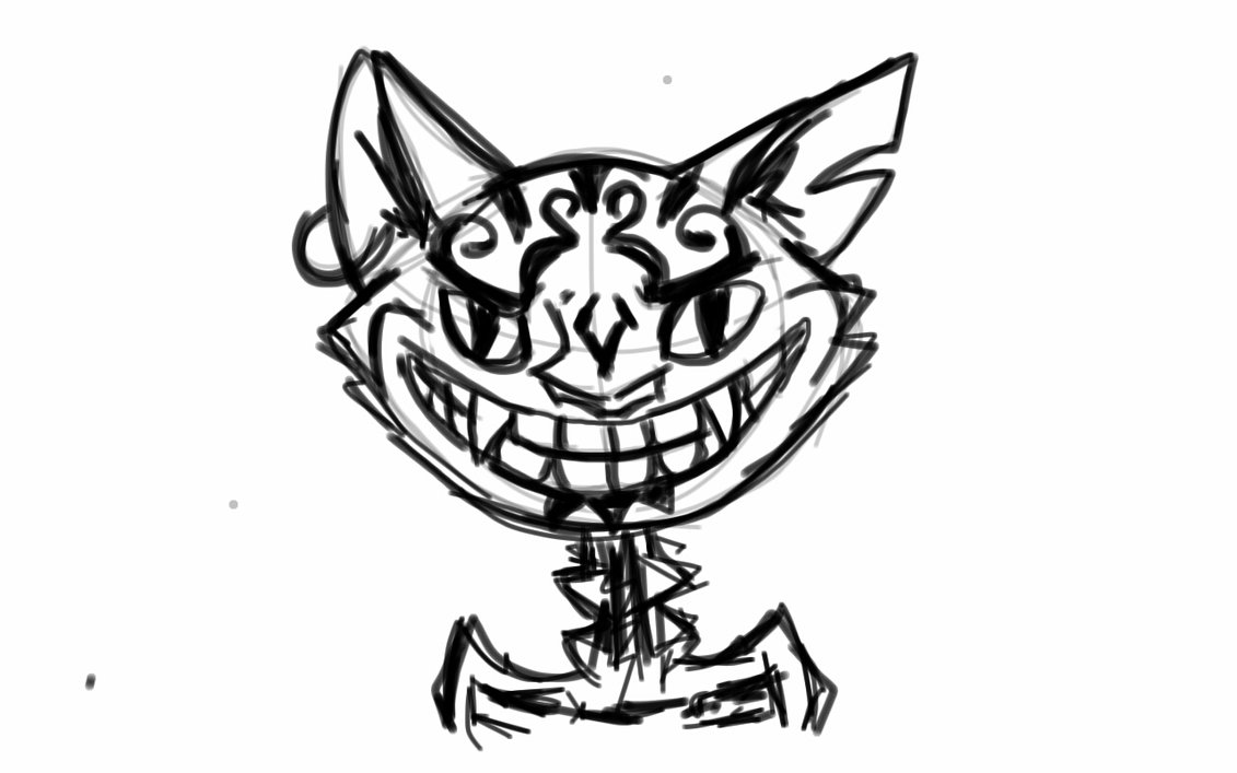 1131x707 Cheshire Cat From Alice Madness Returns By Erfinderchinchilla