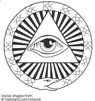 335x355 Download Illuminati All Seeing Eye