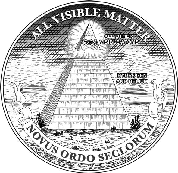 591x576 Drawn Pyramid Dollar Bill
