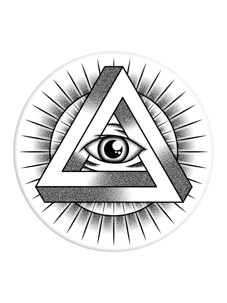 900x1200 All Seeing Eye Drawing All Seeing Eye Popsocket