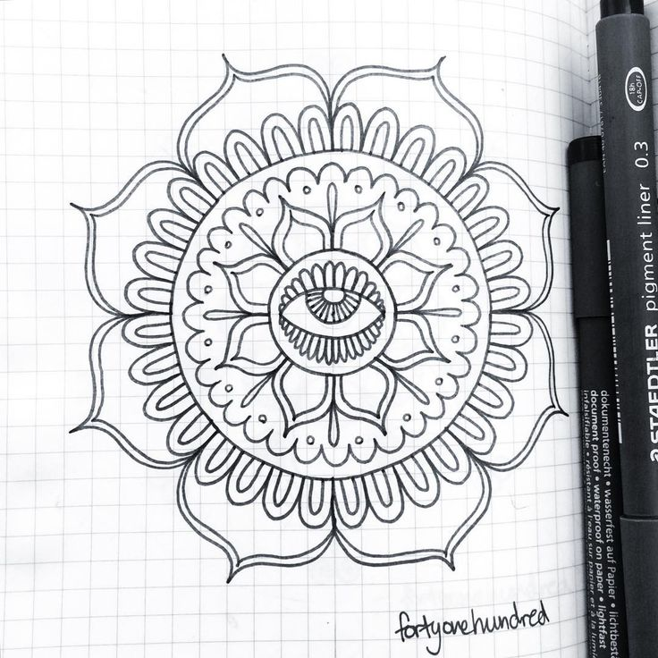 All Seeing Eye Tattoo Drawing