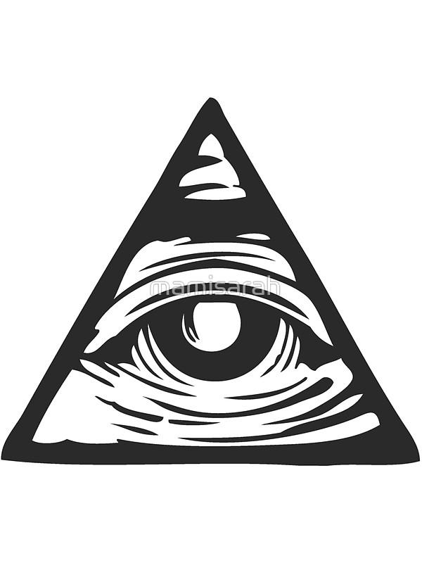 600x800 Illuminati Eye
