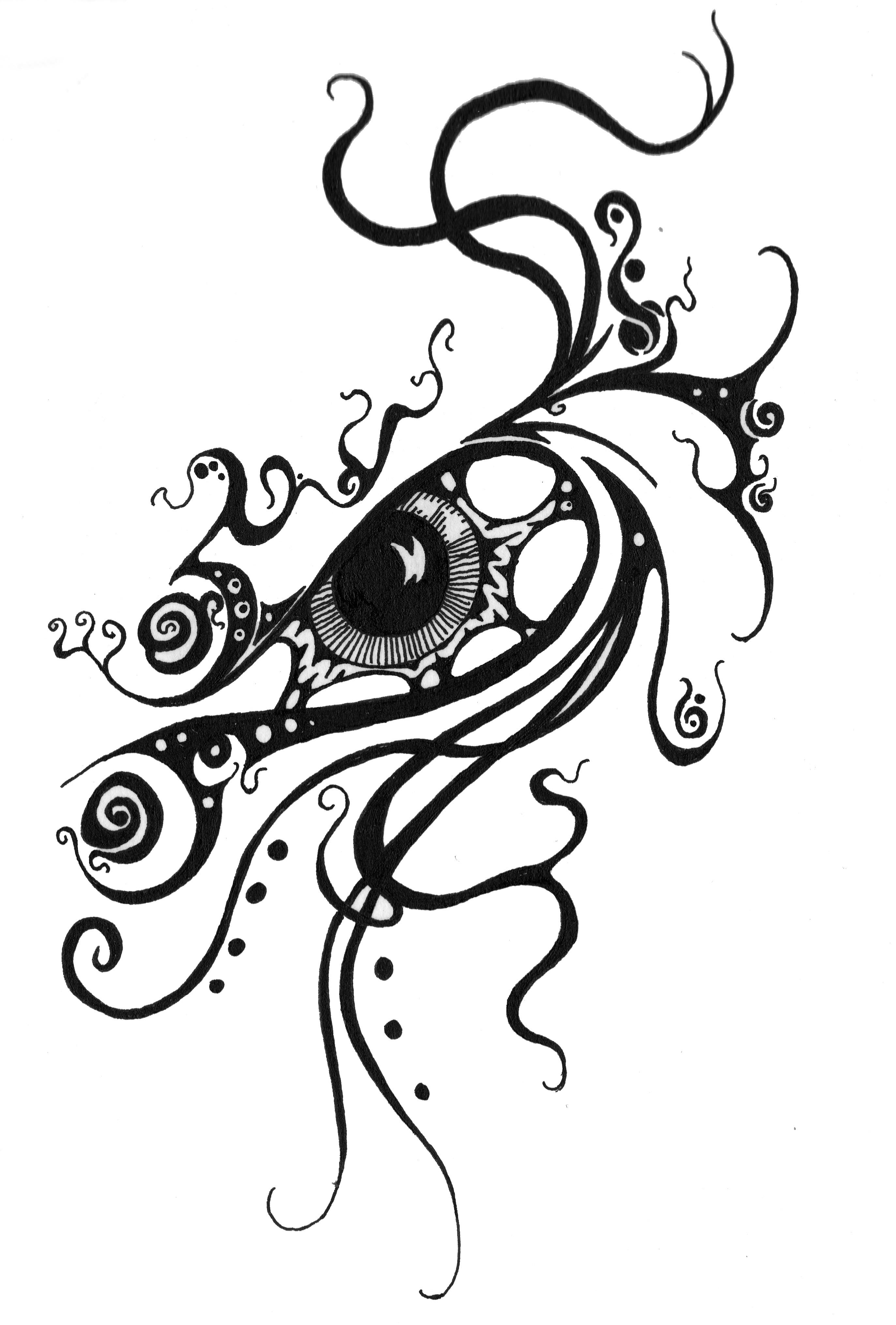 2748x4061 Tattoo Eye Designs