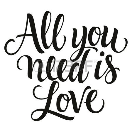 All You Need Is Love Drawing