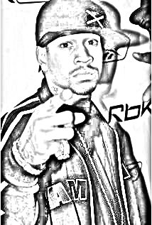 214x317 Allen Iverson Drawing. Get Yours Free!
