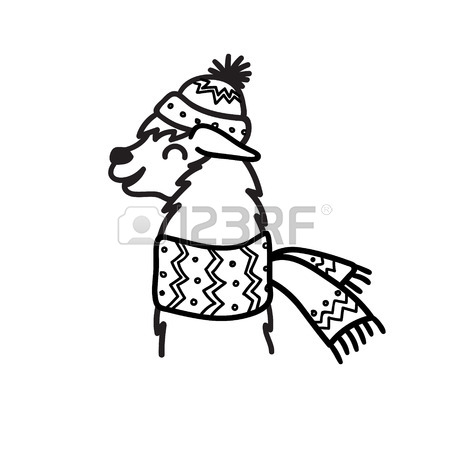 Alpaca Drawing Free